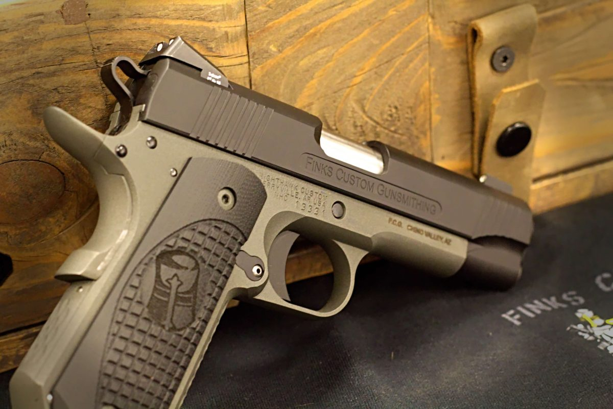 1911s side by side comparison